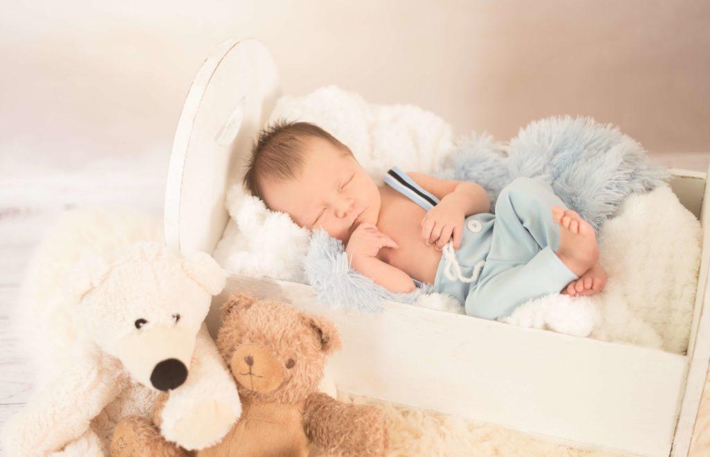 séance nouveau-né a domicile