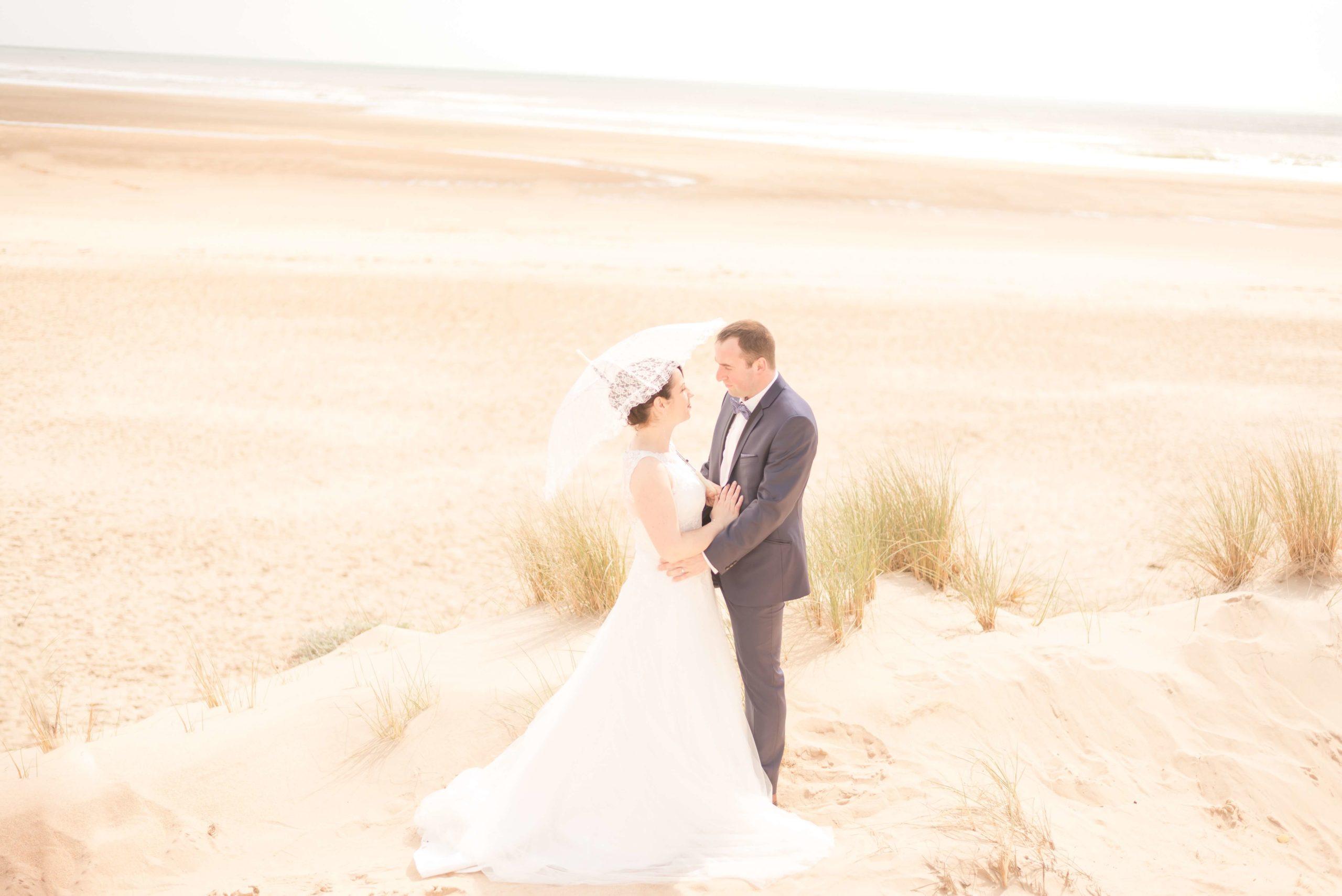 photo couple mariage Vendée