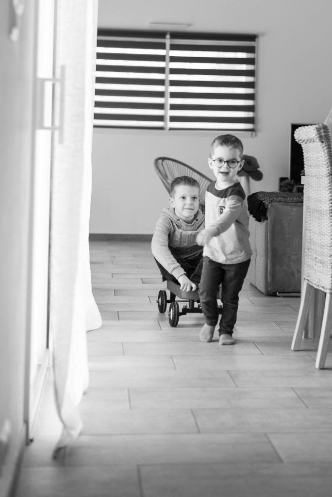 séance photo lifestyle famille