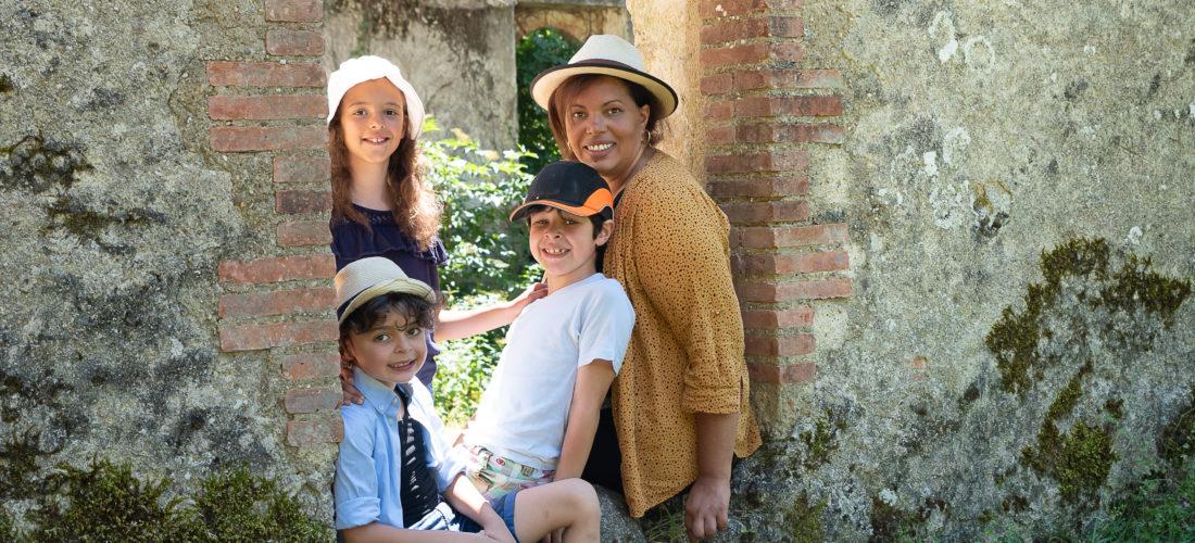 séance photo famille à Piquet en Vendée